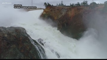 US disaster agency rejects $306M for California dam repair