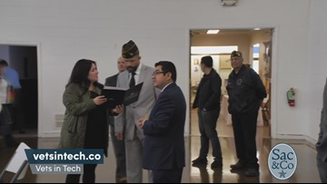 Comcast collaborates with Vets in Tech and Sacramento's Veterans of Foreign Wars Post 67