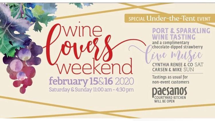 Wine Lovers Weekend