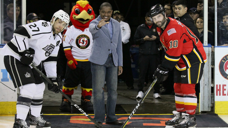 Stockton Heat hockey returns to the ice for the AHL after riding out the pandemic in Calgary