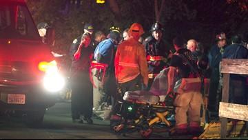 27 injured after Sacramento light rail and maintenance trains collide | UPDATE