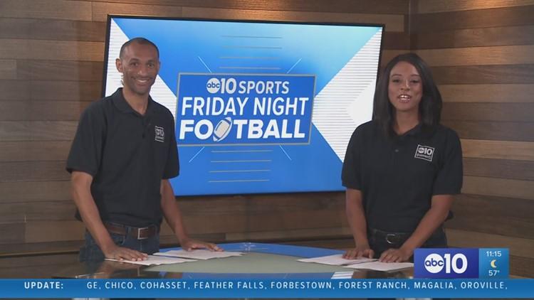 High School Football - Week 6