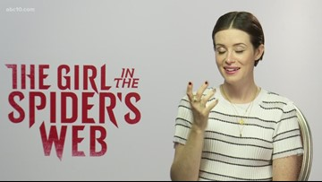 'The Girl in the Spider's Web' interview: Claire Foy