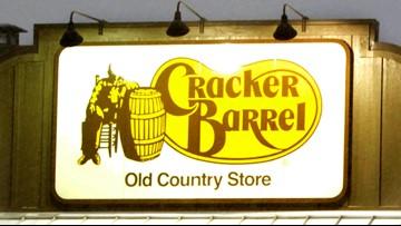 Cracker Barrel holds grand opening at new Rocklin location