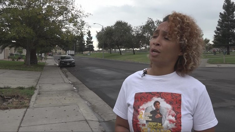 'My son didn't have a beef with anyone' | Stockton mom wants answers in shooting death of her son