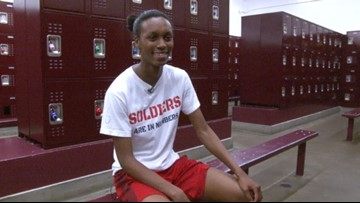 Athletics Unlimited Sports Standout: Kiara Jefferson