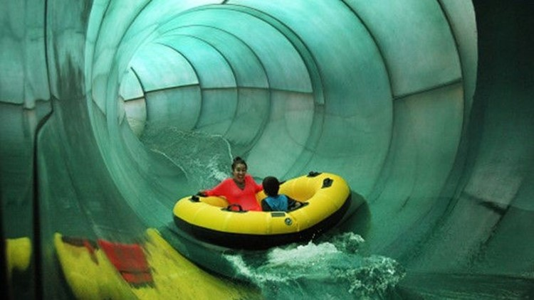 With water parks unable to reopen, local cable parks offer safe, outdoor alternatives