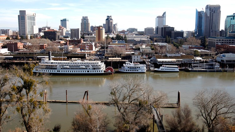 When Sacramento became 'Levee City' | Marking the 170-year anniversary of the flood that started it all