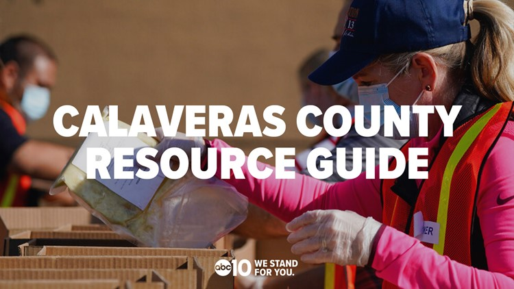 Calaveras County Help: A resource guide for struggling families and individuals