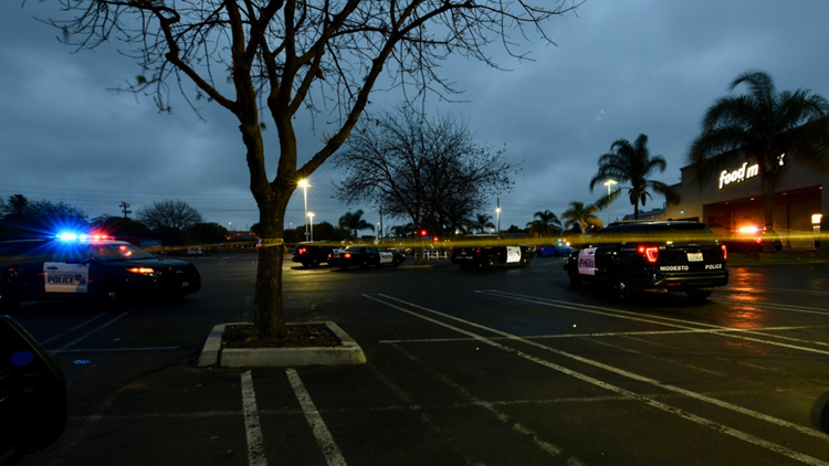 Shooting outside Modesto Food Maxx store now a homicide investigation | Update