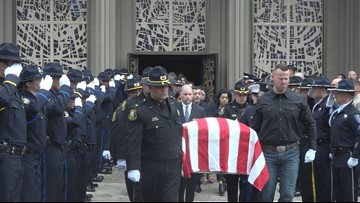 'Just a phenomenal person' | San Joaquin corrections sergeant who died in off-duty accident laid to rest