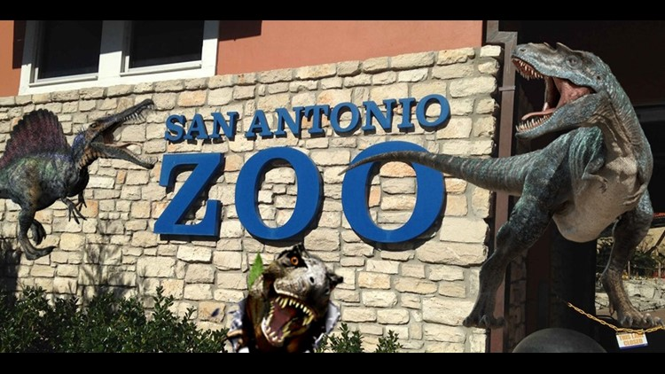 April Fools Sa Zoo Claims Jurassic Park Like Cloning