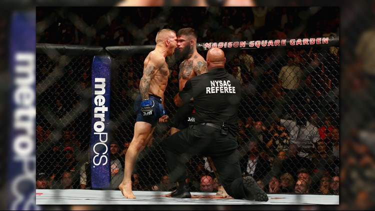 Cody Garbrandt Gets Immediate Title Rematch With TJ Dillashaw at UFC 227
