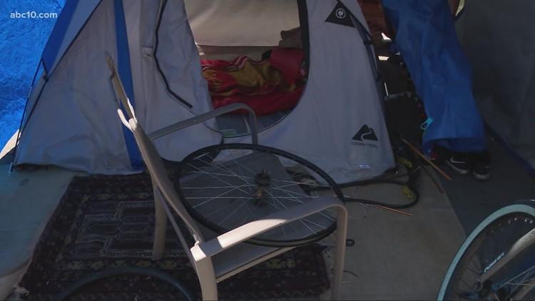 Sacramento city council to vote on homeless master plan