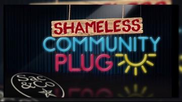 Send us your Shameless Community Plug!