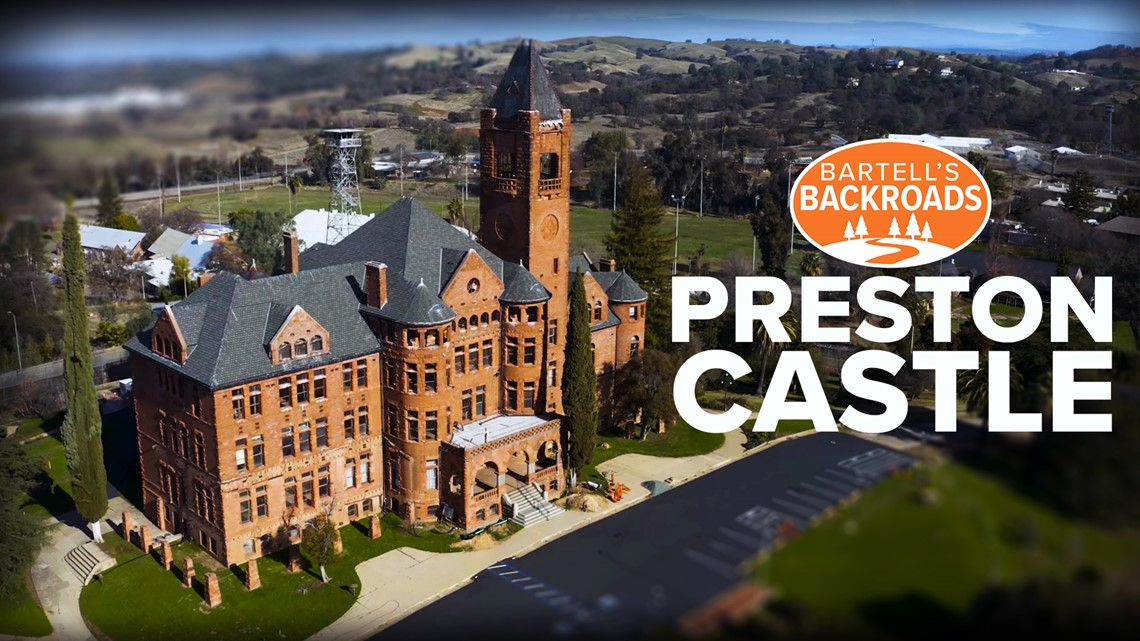 How the pandemic hurt not just Preston Castle, but Ione, too | Bartell's Backroads