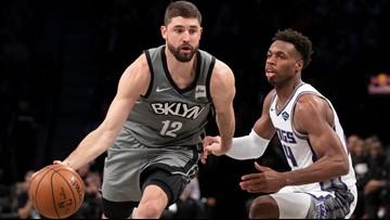Sacramento Kings lose to the Brooklyn Nets 116-97