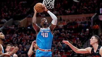 Kings' Harrison Barnes returns to USA Basketball training camp roster