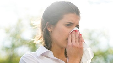 Here's what you should know about allergy season | abc10 com