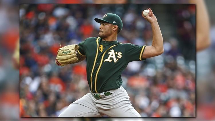 Oakland Athletics left-hander Sean Manaea will have season-ending surgery on his left shoulder next week.