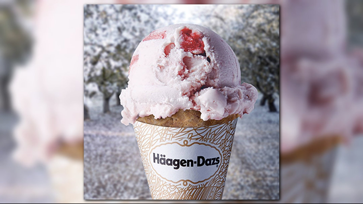 Häagen-Dazs offers free ice cream in effort to save bees