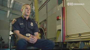 Redding firefighter reflects on losing home, friend during Carr Fire one year ago