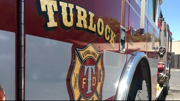 Why firefighters in Turlock might be showing up to calls without a fire engine