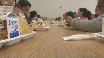 Free meals available to Sacramento students over winter break