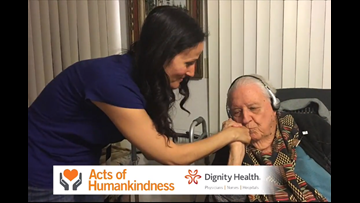 Acts of Humankindness: Ann Roach, co-founder of TunesWork.org