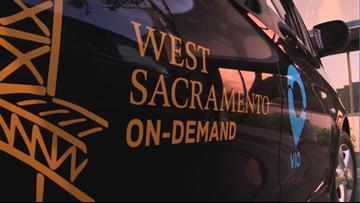 West Sacramento touts $1 rides to polls for Primary Election