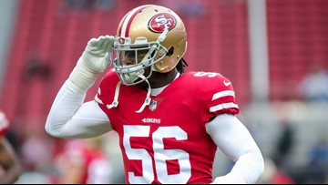 Eagles, not Redskins, only NFL team to contact police about latest arrest of Reuben Foster