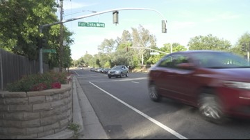 Neighbors have counted at least 21 crashes at this Citrus Heights intersection