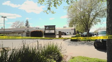 Suspicious package left at Roseville church not an 'explosive threat,' police said