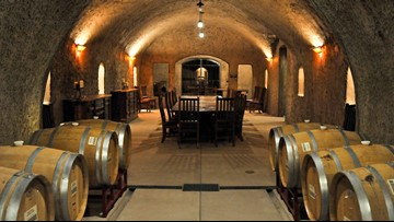 Why you don't have to go to Napa to visit a wine cave