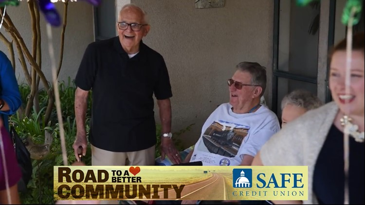 SAFE Credit Union provides furniture for Mercy McMahon Terrace