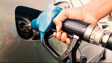 Gasoline prices in Sacramento; across the country are down