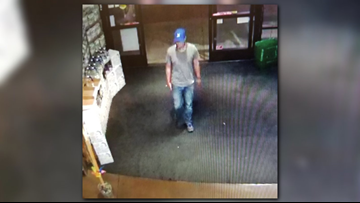 Citrus Heights Police searching for purse snatcher
