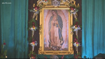 What 'La Virgen' means to Catholic Latinos in Sacramento
