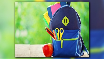 13 local back-to-school supply drives for Solano, Placer, and Yolo counties
