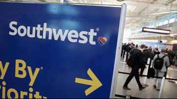 Southwest Airlines testing out new boarding process at Sac airport