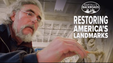 Restoring history in Lincoln's terracotta factory | Bartell's Backroads