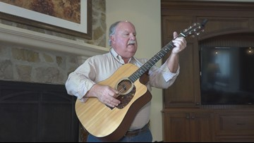 Lodi businessman writes inspirational song for veterans suffering from PTSD