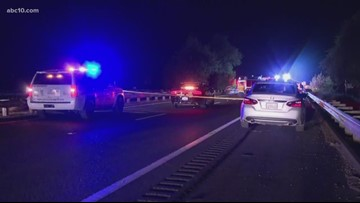 I-5 south shutdown near Yolo off-ramp following deadly accident
