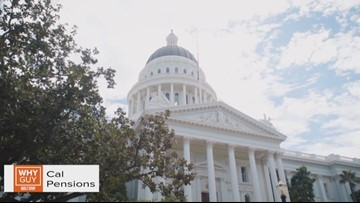 Why Guy | Why doesn't 'Transparent California' post employee's pensions?