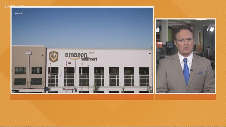 Biden backs push for Amazon workers union | Business Headlines