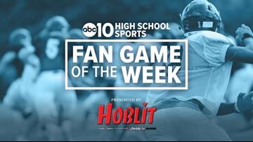 ABC10 Fan Game of the Week winner for Week 10: Ponderosa at Oakmont