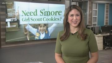 It's Girl Scout cookie season!