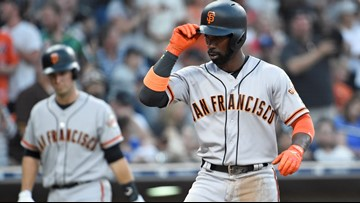 differently 32124 fd403 Yankees get Andrew McCutchen from Giants for 2 prospects ...