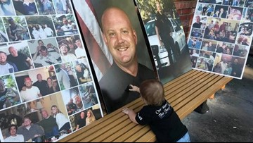 Remembering Sac County Deputy Robert French 1 year after he was fatally shot