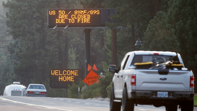 Highway 50 set to reopen this morning